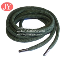 China Jiayang aglet metal aglet for hoodie string/painting color shoelace aglet/gold plated shoelace aglets wholesale