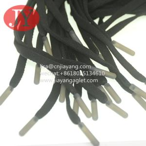China High quality Soft aglet plastic end cap aglet plastic tips aglets hoodies drawstring aglet tips wholesale