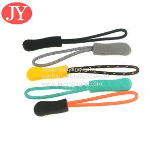 China Custom Silicone Rubber Bag Garment Handbag Zipper Pullers Soft Pvc Zipper Puller wholesale