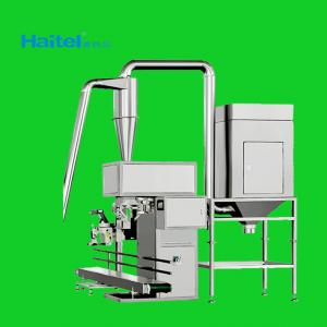 China Haitel Automatic breakfast cereal oatmeal production line rice flour making machine from China wholesale