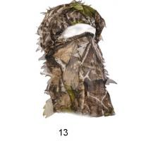China 3D Leaf Hunting Facemask Safty Full Fase Mask 3D Leafy Sneaky Mask Duck Hunting Face Mask wholesale