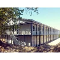 China Two Story Steel Prefabricated Homes Warehouse Beam Industrial Building wholesale
