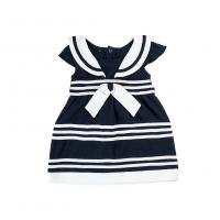 Buy cheap baby girl summer dress new navy style kids dresses for girls princess dress from wholesalers