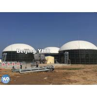 China Practical Glass Fused To Steel Tanks 500 KN / Mm Elasticity Special Grade 1 - 14 wholesale