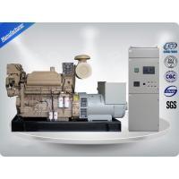 China 440Kw / 550 Kva Cummins Engine Diesel Generator Set With Stamford Aternator wholesale