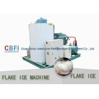 China Free Standing Heavy Duty Ice Making Plant With High Production wholesale