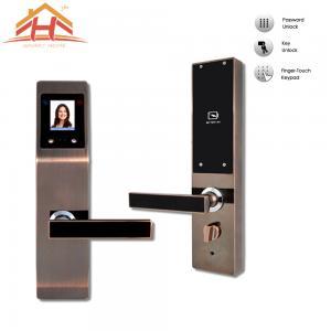 China High Efficiency Biometric Fingerprint Door Lock Anti - Theft Lock Core For Home wholesale