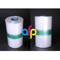 China Custom Printing POF Clear Shrink Film , 12 - 30 Mic Thickness Heat Shrink Wrap Film wholesale