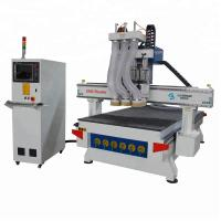 China Woodworking Engraver 5 Axis Cnc Wood Carving Machine With Vacuum Working Table wholesale