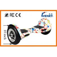 China Led CE RoHS motorized two wheeled standing vehicle electric scooter 10 inch wholesale