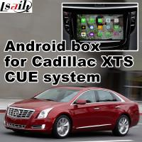 Buy cheap Multimedia Car Android navigation box video interface for Cadillac XTS video product