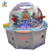 China Kids Coin Operated Game Machine / House Ticket Redemption Machine wholesale