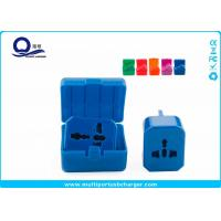 China 220 Volt To 110 Volt Voltage Converter Universal Power Adapter International Use Customized Color wholesale