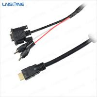 China Linsone rca to  converter cable on sale