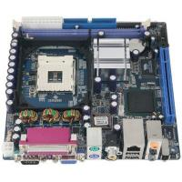 China Intel 845GV Mini-ITX Motherboard Onboard Sound LAN VGA wholesale