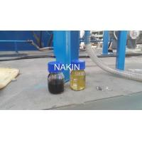 China Waste Black Car Engine Oil Recycling System Change Black to Yellow Color on sale