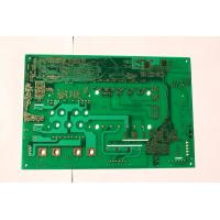 China Gold Plated FR4 Rigid Multilayer PCB Manufacturing , Power Control LED PCB Immersion silver wholesale
