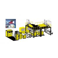 Buy cheap Plastic Bubble Wrap Manufacturing Machine With LDPE Raw Material Model from wholesalers