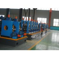Buy cheap Fast Speed ERW Carbon Steel Tube Mill For Pipe Making Machine , CE / ISO from wholesalers