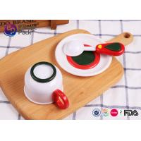 China OEM Custom Plastic Toys Childrens Plastic Pots And Pans Tea Cup With Saucer wholesale