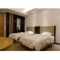 China White 5 Star Hotel Furniture  High Grade , Comfortable Designer Bedroom Furniture wholesale