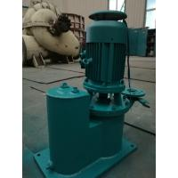 China High Speed Vertical Self Priming Pump Single Stage For Fire Fighting wholesale