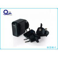 China Qualcomm Quick Charge 2.0 USB Travel Charger , Detachable Plug USB Power Adapter Chrager wholesale