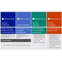 Quality Microsoft Windows Server 2012 R2 Standard 32/64 Key Download Online Activation Retail for sale