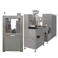 China 380V 220V 50Hz Small Liquid Capsule Filling Machine With One Year Warranty wholesale