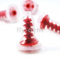 China Dental Dynamic Impression Mixing Tips Red wholesale