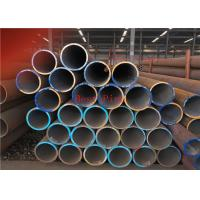 China Grade T23 P23 Alloy Steel Seamless Pipes , High-temperature Strength Steam Boiler Tubes wholesale