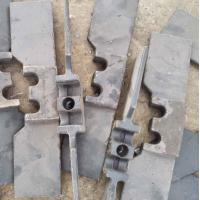 China Anti Rust Scraper Conveyor Die Forging Chain Scraper Iron Base Alloy Material wholesale