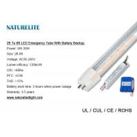 Buy cheap 2Ft To 8ft 7000K Led Tubes Lights , Led Emergency Tube With Battery Backup product