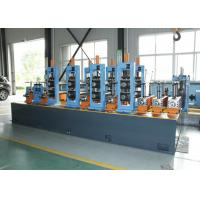 Buy cheap Straight Seam High Precision ERW Pipe Mill Tube Making Machine New Condition from wholesalers