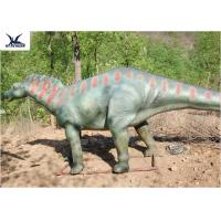 China Customizable Realistic Dinosaur Statues Water Park Decoration wholesale
