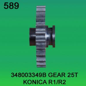 China 348003349B / 3480 03349B GEAR TEETH-25 FOR KONICA R1,R2 minilab wholesale