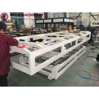 Buy cheap SKG-160 Automatic PVC pipe belling machine for expand U R mouth pipe PLC control from wholesalers