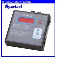 China Acartool 100MHZ-2.4GHZ remote control frequency tester car remote Frequency counter Wireless RF remote frequency tester wholesale