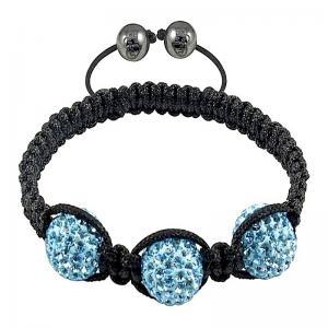 Quality Crystal Bangle Bracelets CJ-B-144 for sale