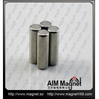 China Strong N35 ndfeb cylindrical magnets wholesale