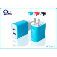China Multi Port Apple Iphone 6 USB Wall Charger Station , Apple USB Power Adapter Charger wholesale