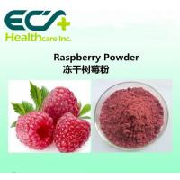 China Micronized Skin Care Supplements Dehydrated Raspberry Powder Antioxidants wholesale