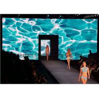 Buy cheap Movable HD Aluminum Rental LED Display Ultra Thin Indoor P3 Full Color Good View in Stage Show product