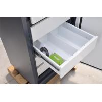 Quality 150L Vertical Anti Magnetic Fireproof Locking File Cabinet For Document / Data for sale