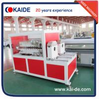 China 30m/min PPR/PPRC water pipe prodution equipment KAIDE wholesale