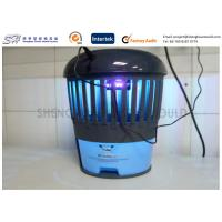 China Customized Injection Molded Products Mosquito Trap with LED and Attractant Brew on sale