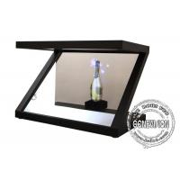 """China 10.1""""-84"""" Transparent 3D Holographic Display Showcase , 3d hologram display Projector for Product Promotion wholesale"""