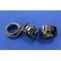 China Customized Durable Tungsten Carbide Parts , Cemented Black Tungsten Rings wholesale