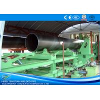 China 1250MM Coil Width Spiral Weld Pipe Machine Customized Colour CE Certification wholesale