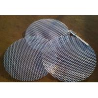 China 30 40 50 Micron Sintered Stainless Steel Mesh Disc For Plastic Industry wholesale